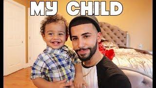 MEET MY CHILD!! *confession*