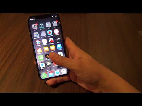 iPhone X / 10 No Home Button No Problem!  How the new gestures work