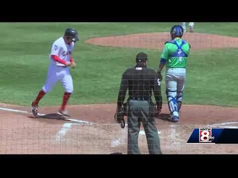 Big 3rd inning propels Sea Dogs