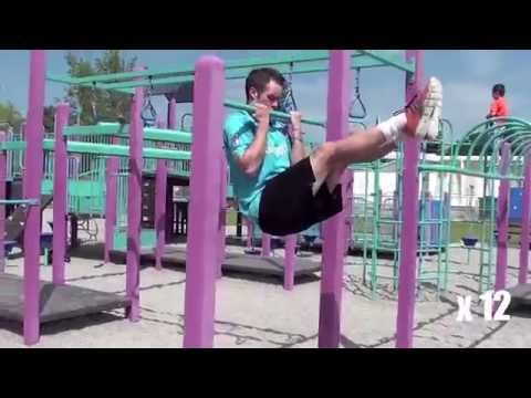 Soccer Strength Workout and Soccer Conditioning Drills - Get Strong and Ripped