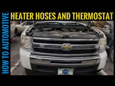 How to Replace the Thermostat and Heater Hoses on a 2007-2014 Chevrolet Silverado 1500
