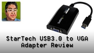 USB3.0 to VGA Adapter Review