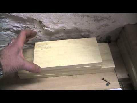 Cutting Dovetail Joints Part 1