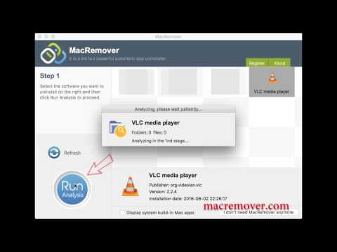 How To Remove VLC media player on macOS(Mac OS X)?