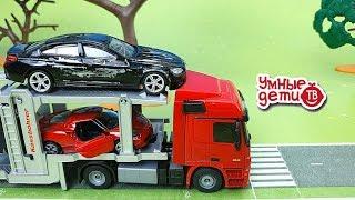 Download Мультфильмы про машинки Авария на дороге Видео для детей Пожарная и Полицейская машина Video