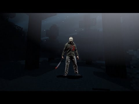 FRIDAY THE 13TH (2018) IN MINECRAFT (scary)