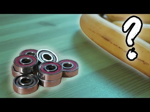 HOW TO CLEAN SKATEBOARD BEARINGS!  **my method**