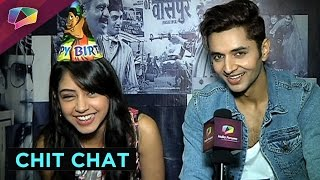 Chit chat with Siddharth Gupta and Niti Taylor!
