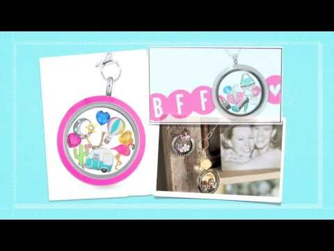 What is Origami Owl Jewelry? | Video by Sparkle Lockets