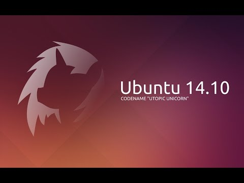 How to Install Ubuntu Desktop 14.10 (Utopic Unicorn) with Full Screen Resolution on Virtual Box