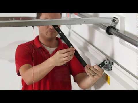 Belt/Chain Drive Opener Installation (Step 8)