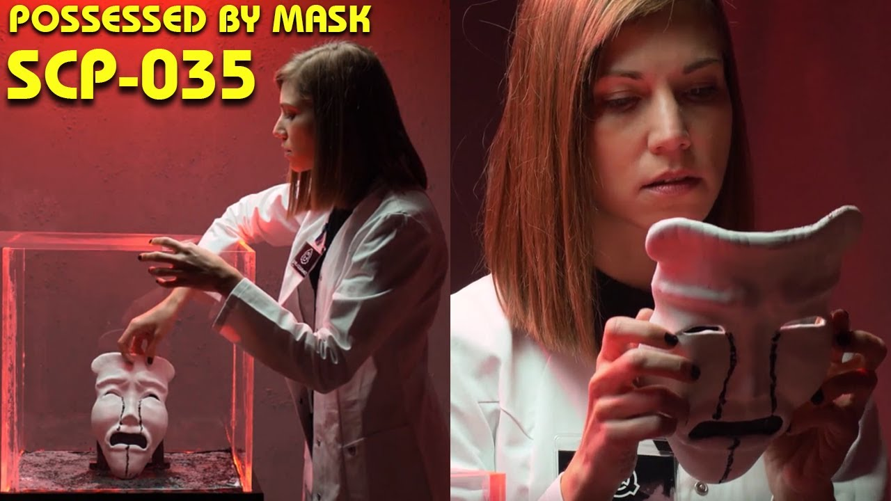 SCP-035 Possessed by Mask (SCP Live Action Short Film)