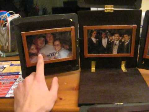 DIY - Picture Frame Treasure Chest