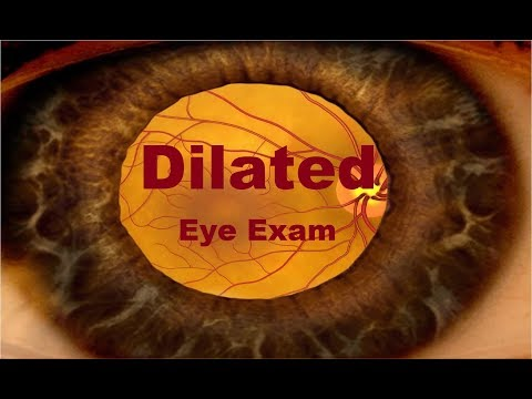 Dilated Eye Examination (Hindi)