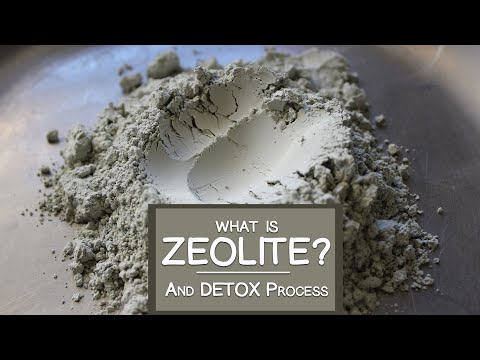 What Is Zeolite and How Can It Help the Detoxification Process?