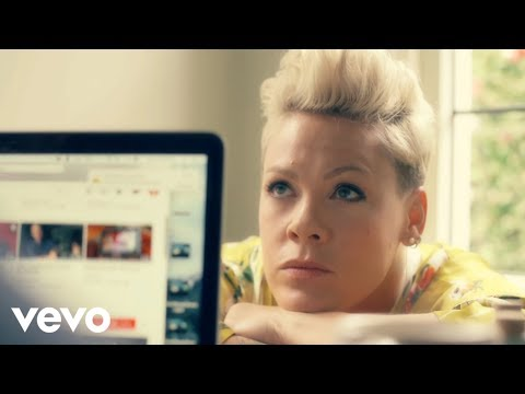"P!nk – ""90 Days"" ft. Wrabel"