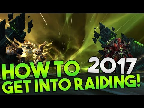 How To Get Into Progression Raiding!