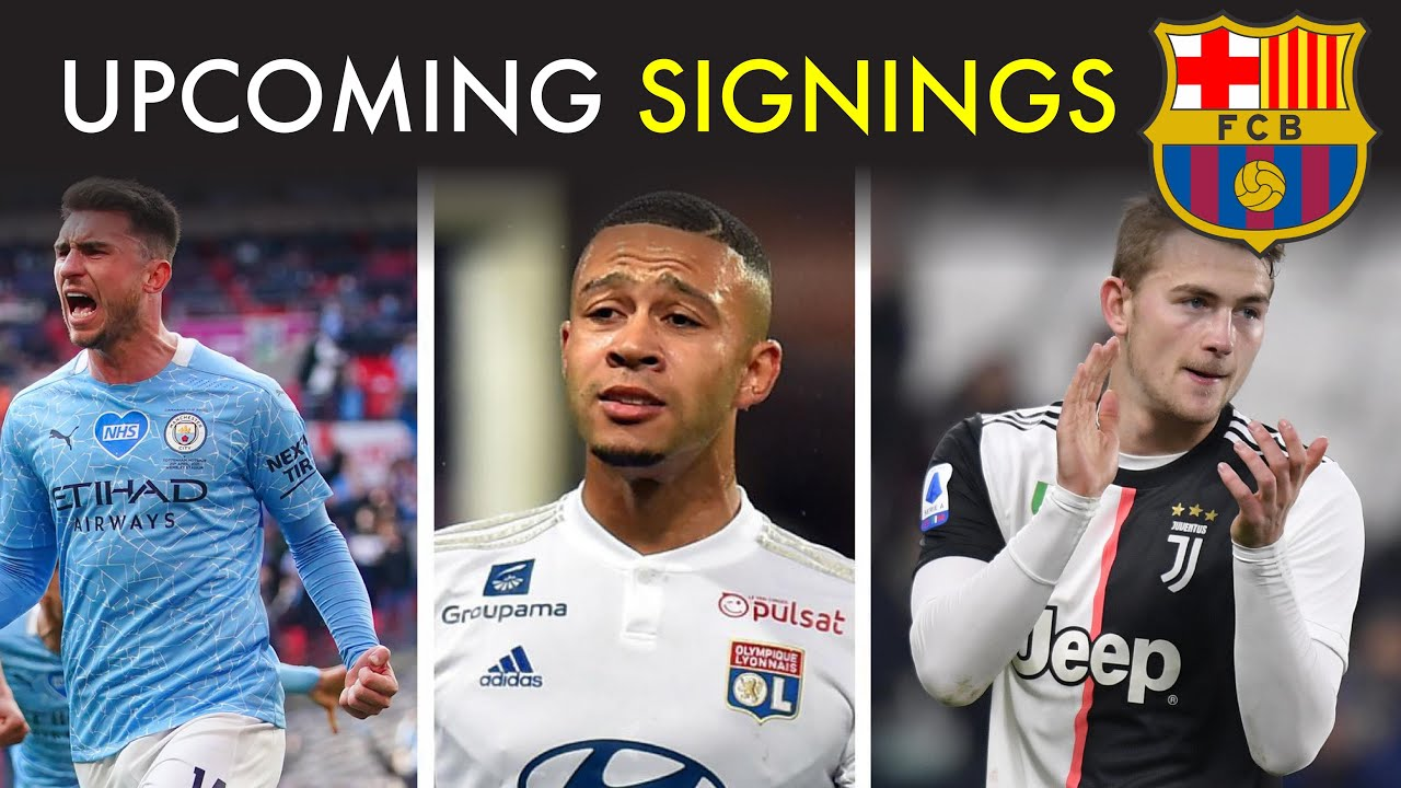 Barcelona Upcoming Signings and New Transfer Negotiations