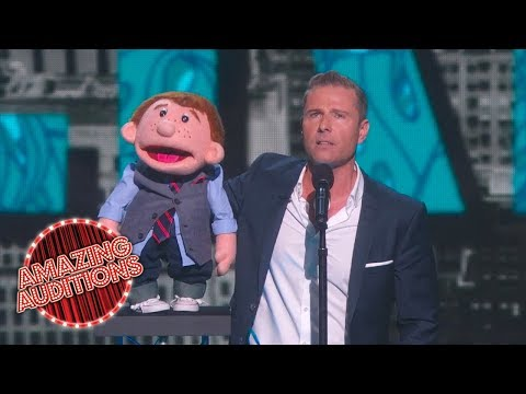 America's Got Talent 2015 - The Best of Paul Zerdin