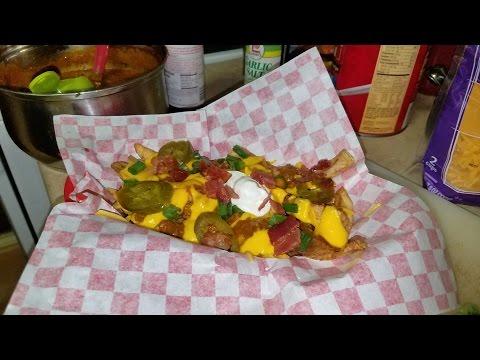 How to make Chili Cheese Fries Supreme