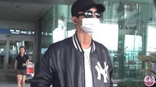 서인국팬캠 - 160908목 인천공항 입국