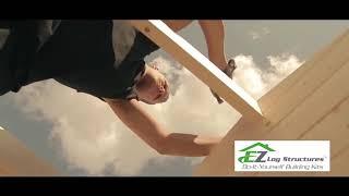 Ez Log Structure - Assembling Video