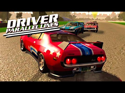 Driver: Parallel Lines - Gameplay Walkthrough - Mission #11: Circuit Breaker