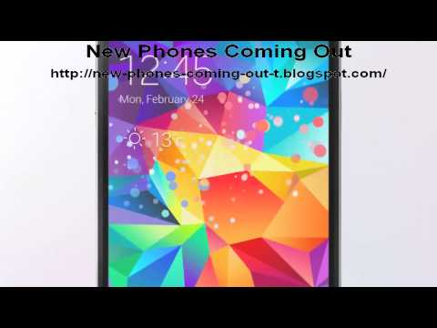new phones coming out