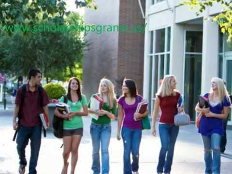List of Scholarships for College Students