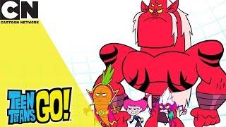 Teen Titans Go! | The Titans Greatest Enemies | Cartoon Network