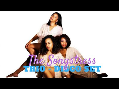 The Songstress // Trio / Disco // Book Now at Warble Entertainment