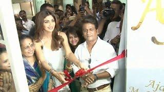 Shilpa Shetty Inaugurates Ajay Shelar