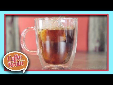 How To Make Perfect Cold Brew Coffee | Coffee On The Brain