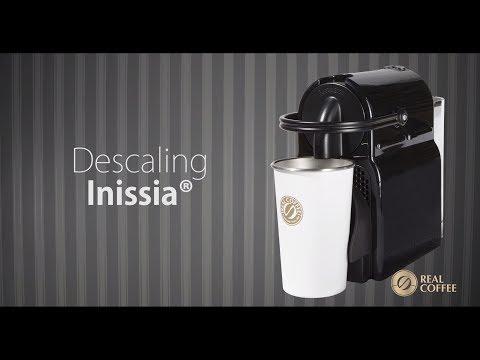 Descaling Nespresso Inissia®