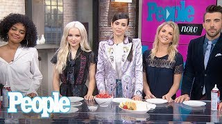Sofia Carson, Dove Cameron, China Anne McClain Reveal Makeup Tips & Much More   People NOW   People