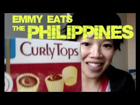 Emmy Eats The Philippines - Filipino Sweets & Candies