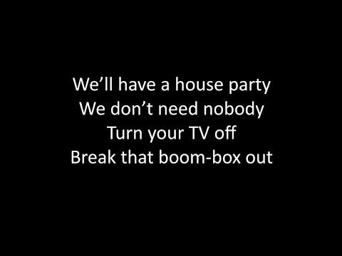 Timeflies - House Party Lyrics