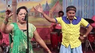 गवने की रात बड़ा मजा आया - Rampat Harami Nautanki In Hindi 2017 HD