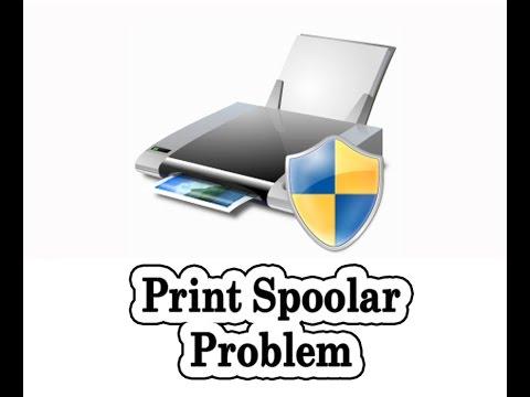 Print Spooler problem