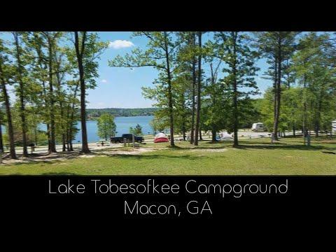 Lake Tobosofkee Recreation Area