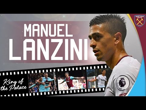 STAR MAN LANZINI EXCITED TO SCORE AGAIN vs PALACE ⚽️