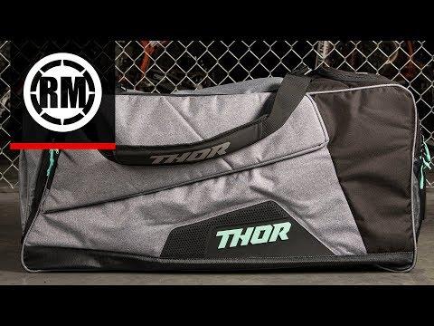 Thor Circuit Motocross Gear Bag | Inside Look