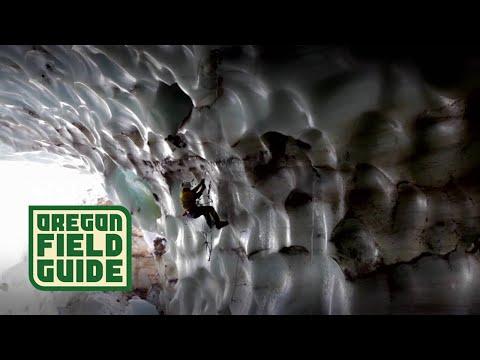 OPB Oregon Field Guide: Glacier Caves