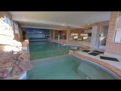 Oversized Family Home with an Indoor Heated Pool - 12 Bentley Avenue Kellyville