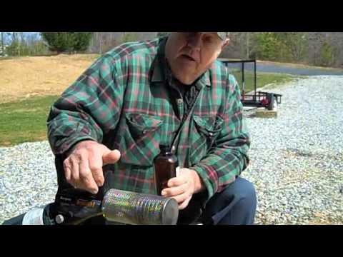 FatBeeMan 1 Minute Tip- Wintergreen Oil kills Mites