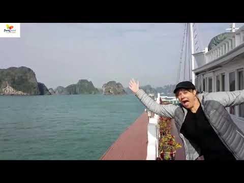 Pansy Travel Viola Cruise Ha Long Bay 2018
