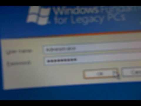 Blazing Fast Windows XP On 512MB Ram