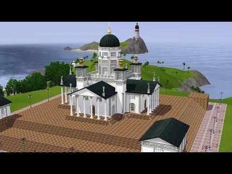 The Sims 3 - Helsinki Dome Church!