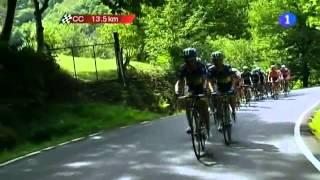 Vuelta a España 2012   14ª etapa   Palas de Rei Puerto de Ancares