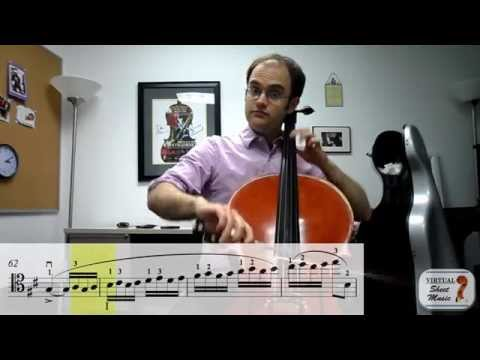 Cello Lesson - How to Play Fast on the Cello